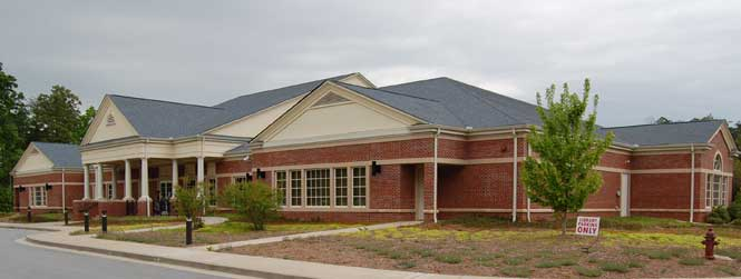 Gilmer Library | Sequoyah Regional Library