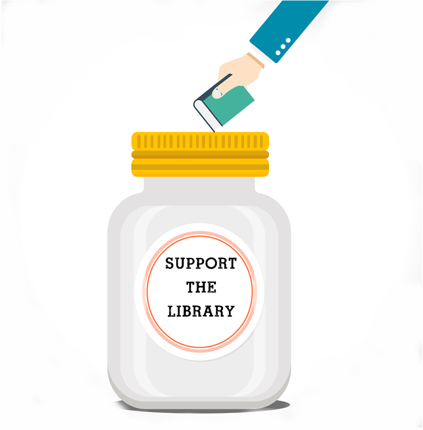 Support your Library | Sequoyah Regional Library