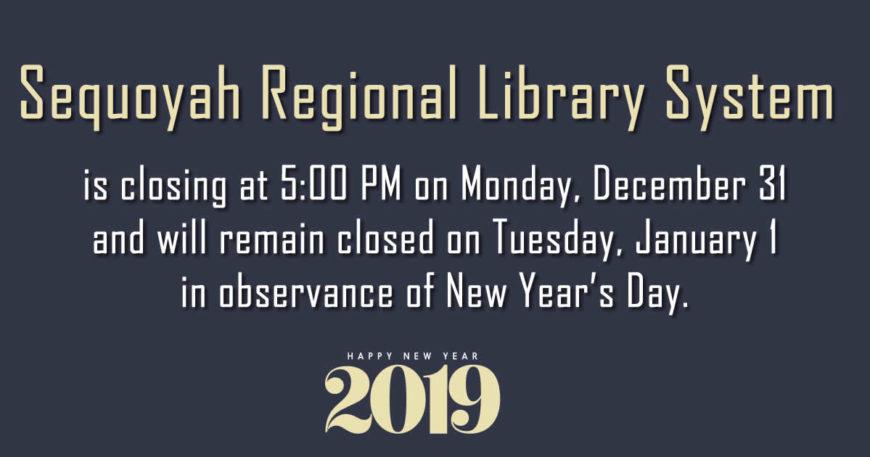 sequoyah regional library system